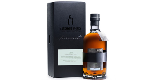 Mackmyra Moment Ledin single malt whisky.