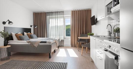 hotel lägenhet stockholm