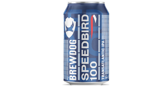 Brewdog Speedbird 100.