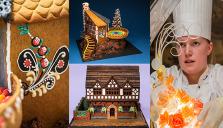 Årets pepparkakshusutställning på ArkDes öppnar