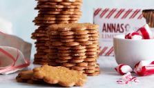 Årets smak på Annas pepparkakor