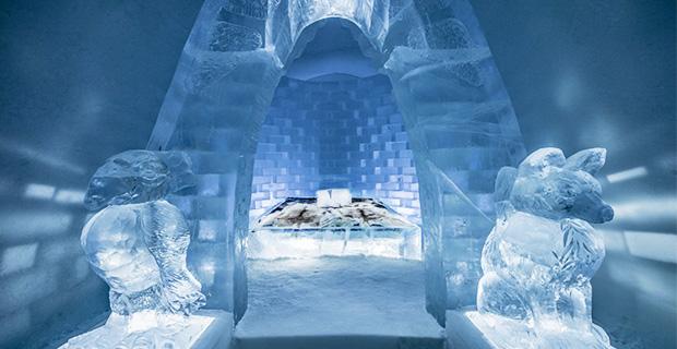 Årets upplaga av Icehotel öppet