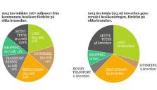Besöksnäringen når nya rekordnivåer i Jokkmokks kommun