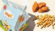 Burger King slutar med leksaker i barnmålen