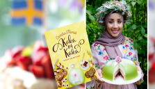 Camilla Hamid hyllar svensk fikakultur i ny bakbok
