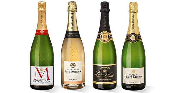 Champagne med låg prislapp