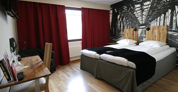 Comfort Hotel Bristol i Arvika blir Clarion Collection