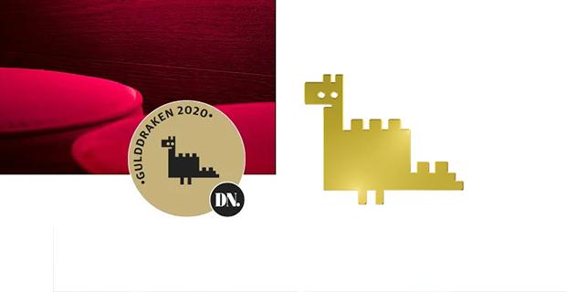 Finalisterna i Gulddraken 2020 är: