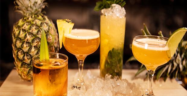 Fyra drinkrecept inför Ananasens dag