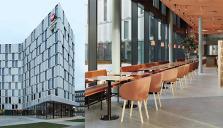 Fyrstjärniga Grow Hotel i Solna strand har öppnat