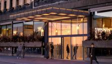 Grand Hôtel i Stockholm inviger ny huvudentré