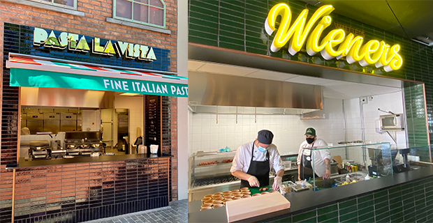 Gröna Lund storsatsar på nya restauranger - alla öppnade idag