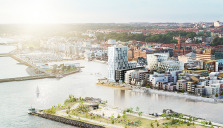 Hållbarhet i fokus när Scandic bygger nytt hotell i Helsingborg
