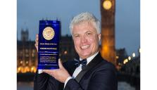 Han är den förste svensken som blivit utnämd till Master Blender of the Year