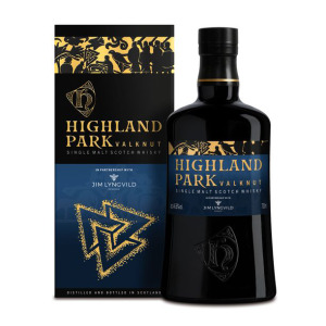 Highland Park introducerar Valknut Special Edition single malt whisky