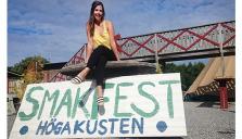 Höga kusten startar matfestival