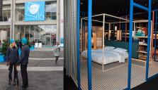 Hotell och restaurangmässan EquipHotel visade nya lösningar
