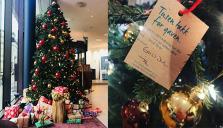 Insamlingsrekord av julklappar hos hotellkedjan
