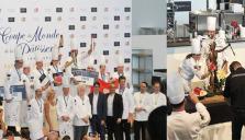 Konditorlandslaget bäst i Europa med EM-guld!