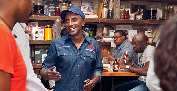 Marcus Samuelsson öppnar Red Roosters Shoreditch i London