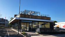 Max öppnar nybyggd specialrestaurang i Visby