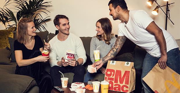 McDonald's ska ta beställningar via Google Home