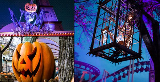 Nu öppnar Halloween på Gröna Lund