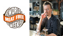 Nu pågår World Meat Free Week