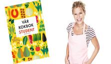 Ny kokbok av Sara Begner: Vår kokbok Student