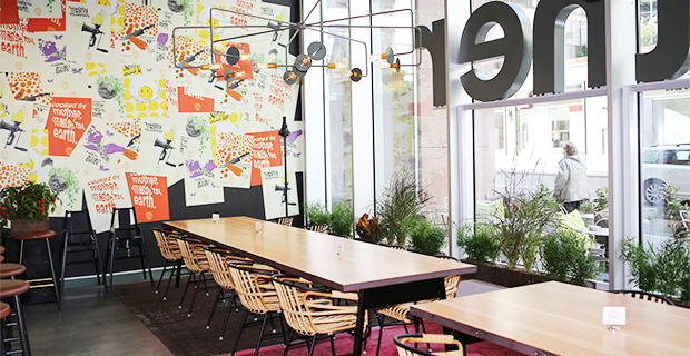 Ny tjänst förvandlar restauranger, hotell och caféer till mobila kontor