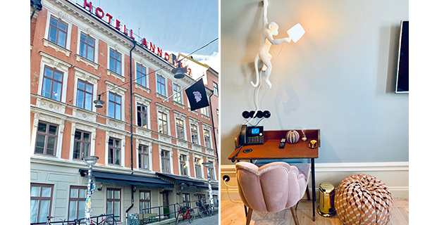 Nytt boutiquhotell intill Slussen i Stockholm