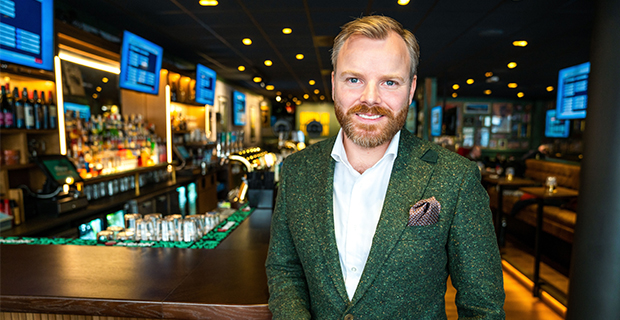 O'Learys köper restaurangkedjan Harrys
