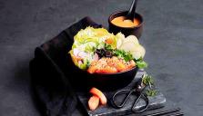 Recept: Lax-Bibimbap, Nordisk Laxbowl och Het grillad lax