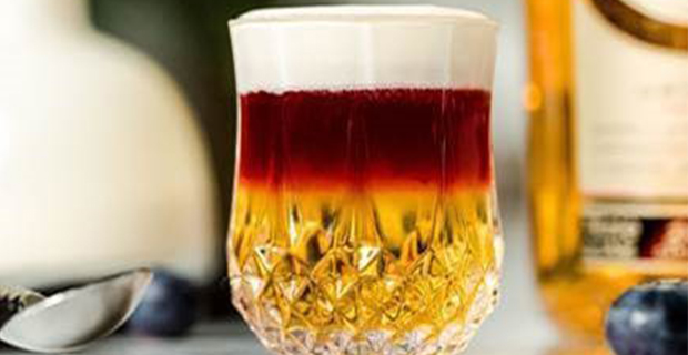 Recept: Moranisse shot