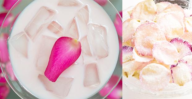 Recept på drinken Strawberry & Vanilla Dream
