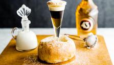 Recept: Semla-hot shot