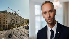 Richard Lindh är ny marknadschef på Grand Hôtel