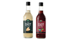 Rynkeby lanserar Shot i två olika smaker