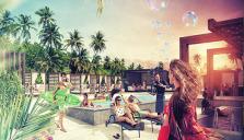 Sankt Jörgen Park öppnar Poolside Lounge