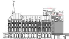 Stadshotellet i Varberg bygger ut på taket