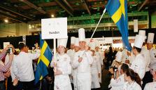 Svenska Kocklandslaget tog guld i Kalla Bordet