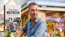 Tareq Taylor släpper bok om sin matresa till Jerusalem