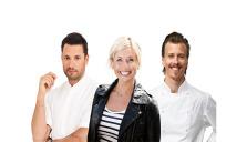 Tina Nordström, Danyel Couet och Paul Svensson är den nya juryn