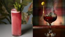 Tre nya gindrinkar från tre olika cocktailbarer