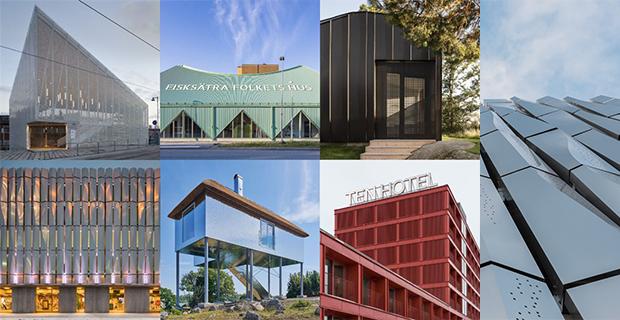 Två hotell finalister i Plåtpriset 2021