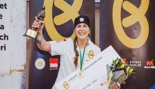 Victoria vann SM för Unga Bagare