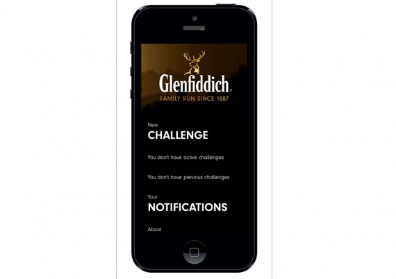 Link to Glenfiddich lanserar internationell quiz-app om whisky