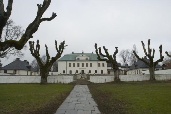 Singler Frey slottet