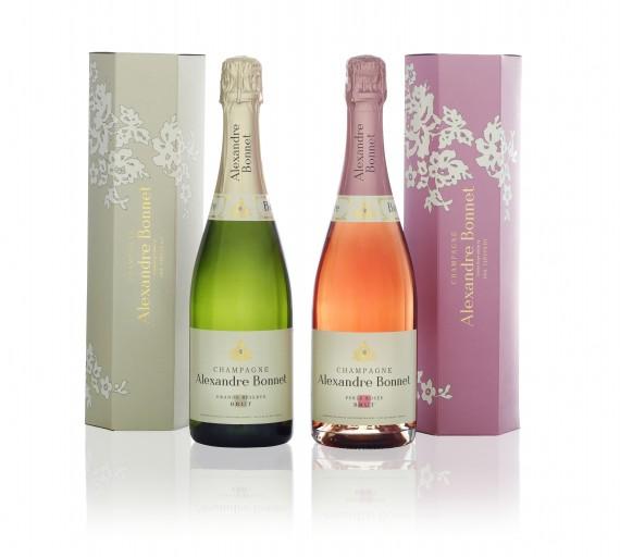 Link to Champagnen Alexandre Bonnet får ny look designad Ida Sjöstedt