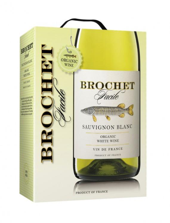 Link to Ekologiska Brochet Facile Sauvignon Blanc lanseras på box